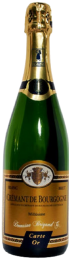 Cremant de Bourgogne Domaine Brigand Carte Or Brut Nature